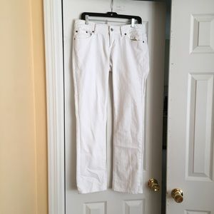 Lucky Brand Jeans - All White Lucky Brand Jeans